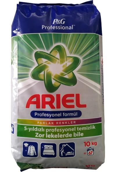 Ariel Profesyonel Parlak Renkler Çamaşır Deterjanı 10 kg