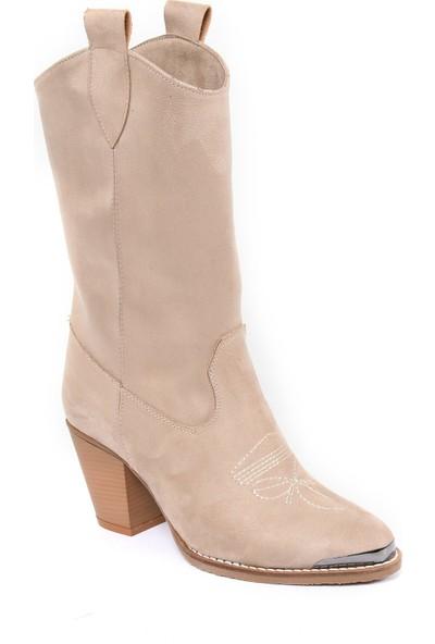 Sapin Kadın Western & Kovboy Çizme 34010