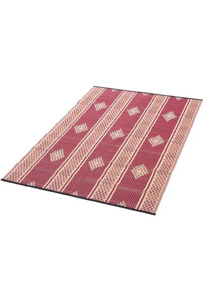 Sermat Piknik Hasırı Çift Taraflı 180 x 200 cm Kırmızı