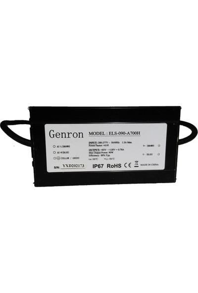 WINTECH WSC-090-A700H Sabit Akım 700 mA IP67 LED Sürücü