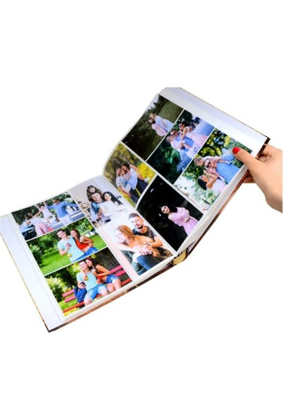 Yaşam Sanat Another Memories 500 Lü Fotoğraf Albümü