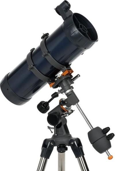 Celestron 32042 Astromaster 114EQ Md ( Motor Drive ) Teleskop