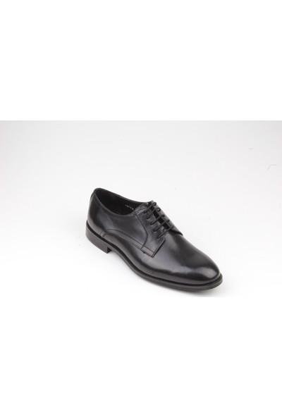 New Bota Erkek Siyah Klasik Ayakkabı 10726-727