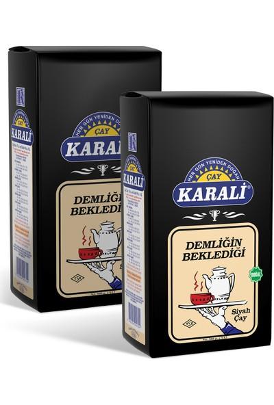 Karali Çay Demliğin Beklediği Dökme Çay 5 kg x 2