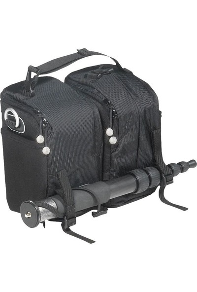 Kata Hybrid Dl 531 Ayrılabilir Siyah Omuz Çantası