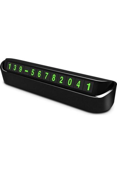 ModaCar Gizlenebilir Park Cep Telefonu Ekranı 427935
