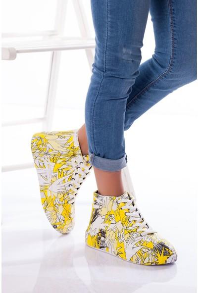Ayakkabı Frekansı Cristina Bot Mıx3
