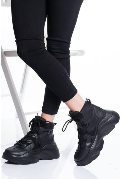 Ayakkabı Frekansı Paul Bot Siyah