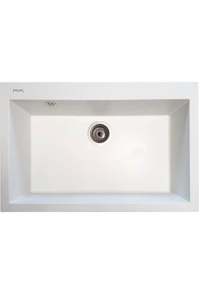 Polex Granit Eviye 75,5 x 50 cm