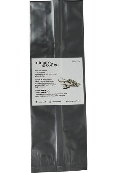 Mineiro Coffee Single Origin Guatemala Antigua Kahve 1 kg