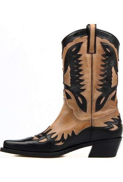 FootCourt Kadın Kovboy Çizmesi