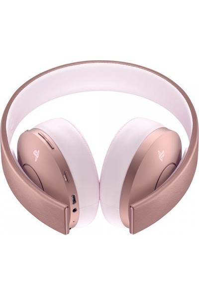 Sony PS4 Gold Wireless Headset Rose Gold Edition