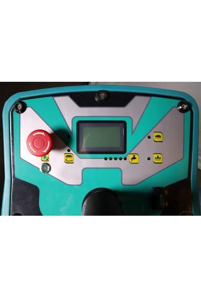 TVX 150/85 R Binicili Zemin Temizleme Otomatı