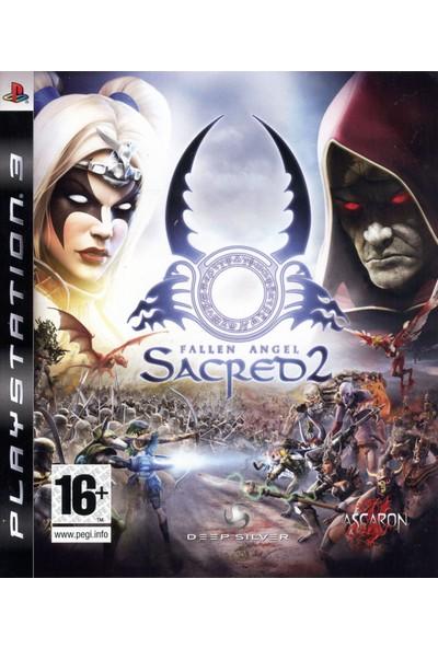Sacred 2 Fallen Angel PS3 Oyun