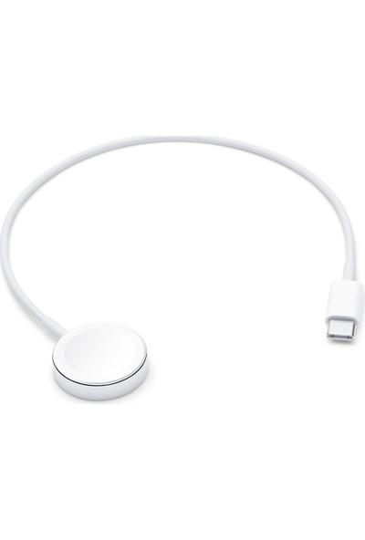 AppleWatch Manyetik ŞarjAygıtı USB-C Kablo 0.3 m - MX2J2ZM/A
