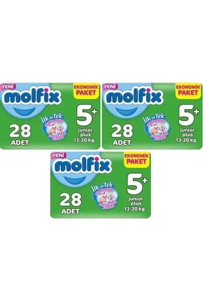Molfix 5+ Numara 28*3=84 Bebek Bezi