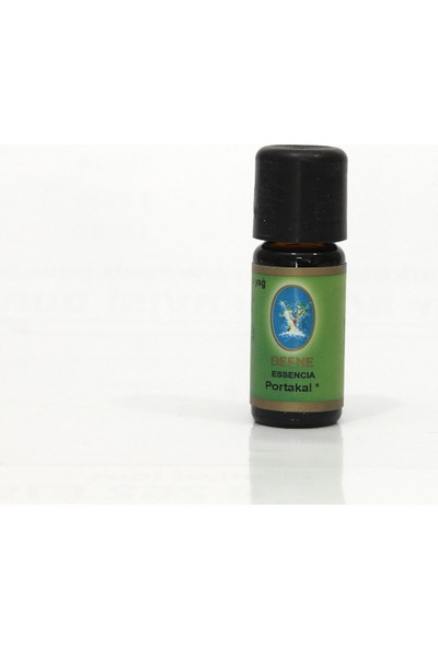 Nu-Ka Defne Essencia Nuka Organik Portakal Yağı 10 ml
