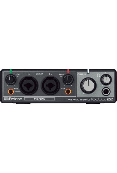 Roland Rubix 22 Kanal Ses Kartı