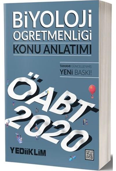 Yediiklim Yayınları 2020 KPSS ÖABT Biyoloji Öğretmenliği Konu Anlatımı Tamamı Güncellenmiş Yeni Baskı