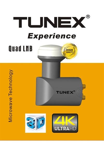 Tunex Quad Lnb