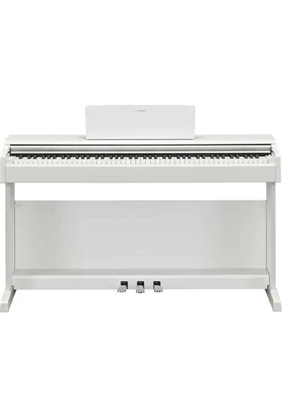 Yamaha YDP144WH Dijital Piyano (Beyaz)