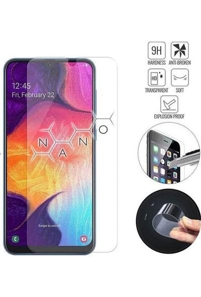 Kaltel Gsm Samsung Galaxy S3 mini Dolce Kapaklı Kılıf Pencereli Gizli Mıknatıslı + Nano Ekran Koruyucu - Gold