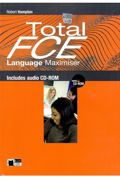Black Cat Yayınları Total Fce & Maxımıser + Cdrom + Cdaudıo