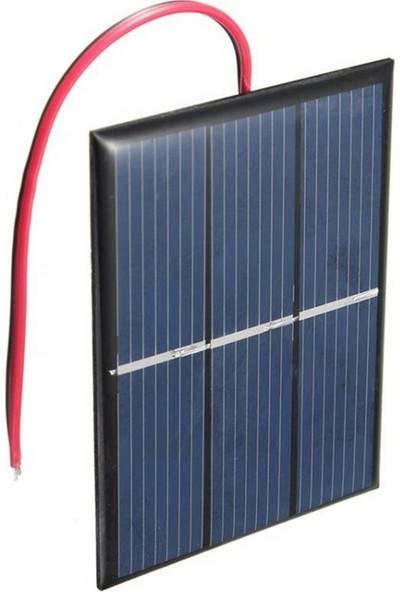 RBC Güneş Paneli Solar Panel 3,5 V 1 W 200 Mah Arduino Güneş Enerjisi Batarya Güneş Pili