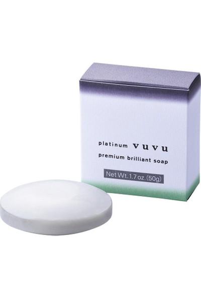 Platinum Vuvu Premium Brilliant Yüz Sabunu 50 gr
