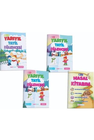 Mavi Deniz Yayınları 3. Sınıf Yarıyıl Tatil Seti 2019 2020