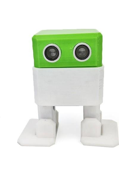 Robot Diyarı Arduino Otto Robot Plastik Seti
