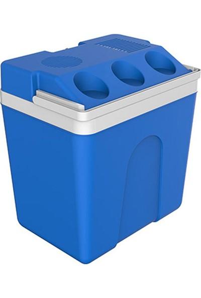 Zabata Motorlu Oto Buzdolabı 12V 24 lt