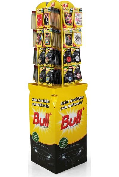 Bullpowers Parfümlü Oto Kokusu 160'lI Stand