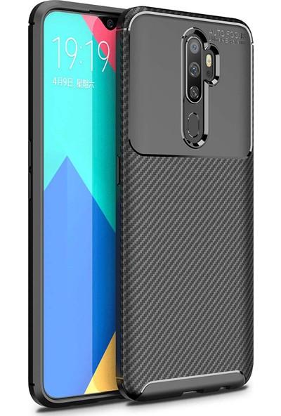 Microsonic Oppo A9 2020 Kılıf Legion Series Siyah