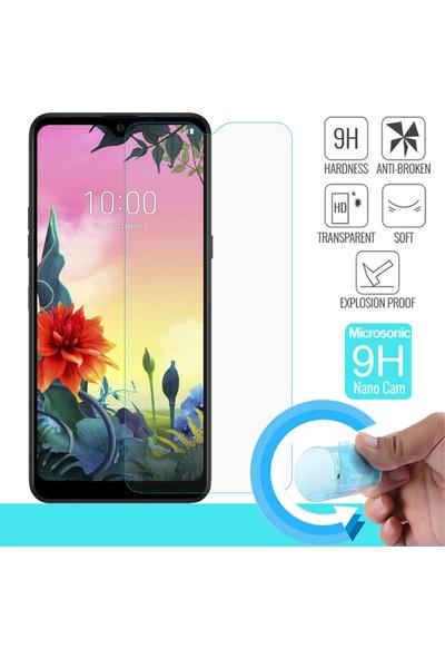 Microsonic LG K50s Nano Cam Ekran Koruyucu