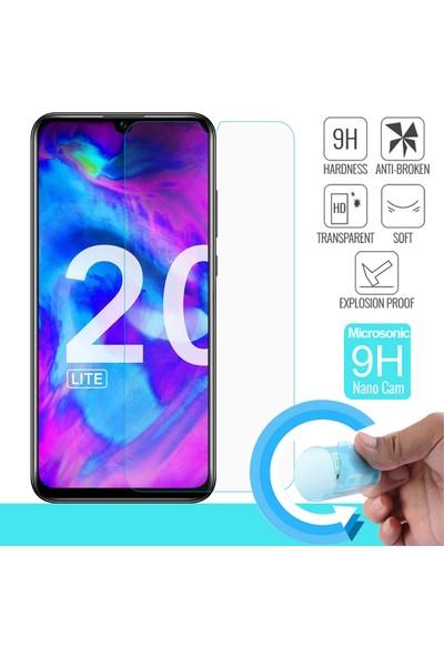 Microsonic Huawei Honor 20 Lite Nano Cam Ekran Koruyucu