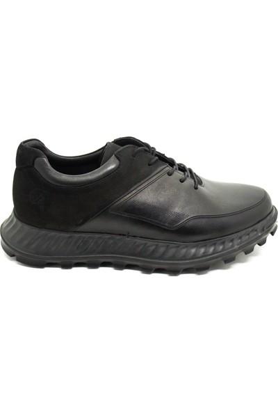 Serdar Yeşil Erkek Eva Taban Bağcıklı Klasik Ayakkabı