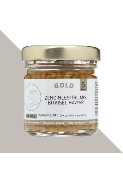 Hyggefisk Havyar Gold - 13 Vitamin, 9 Mineral, Koenzim-Q10