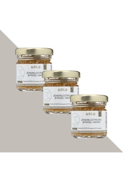 Hyggefisk Havyar Royal Set - 13 Vitamin, 9 Mineral, Koenzim-Q10