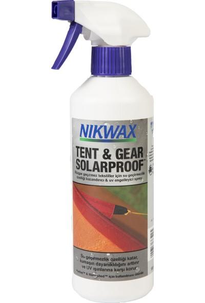 Nikwax Tent And Gear Solar Proof Çadır Ve Ekipman Koruma Spreyi