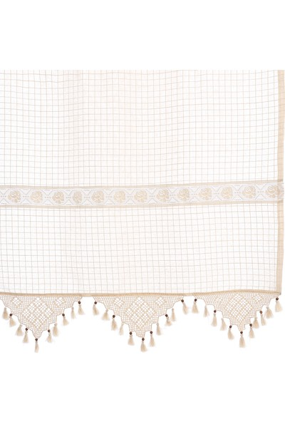 Tuncay Tekstil El Dantelli Buldan Perde