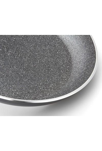 Titanium Granit Tava 24 cm