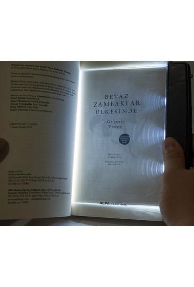 Als Kitap Işığı, Kitap Okuma Işığı, Okuma Paneli LED Teknoojisi, Uzun Süre Giden Enerji