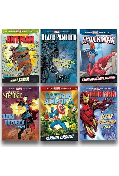 Marvel Müthiş Hikayeler 6 Kitap Set