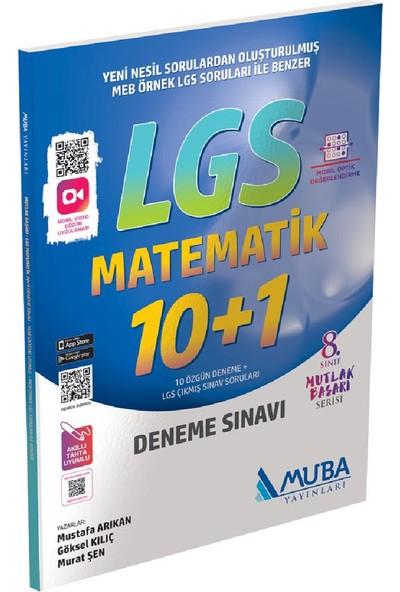 Muba Yayınları LGS Matematik 10+1 Deneme
