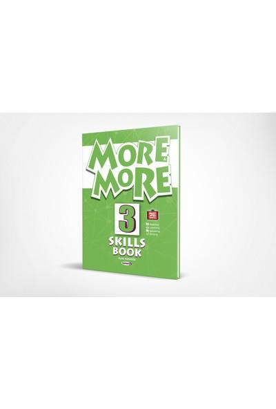 Kurmay Elt More And More 3. Sınıf Skills Book