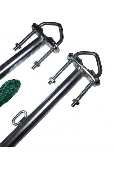 Cmk Balkon Çamaşır Askılığı Metal - Küpeşte Çamaşır Askılık