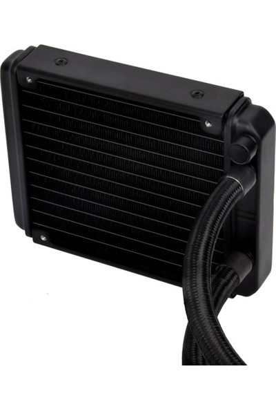 SilverStone PF120 ARGB 12cm Fan Intel & AMD Uyumlu Sıvı Soğutucu (SST-PF120-ARGB)