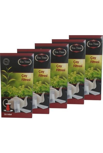 Tea Time Çay Demleme Poşeti Filtresi 40'lı Paket 1040 Poşet