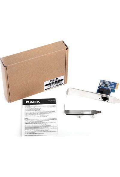Dark PCI-E Express 10/100/1000 Gigabit Ethernet Lan Ağ Kartı (DK-NT-PEGLAN)